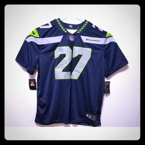 Nike Seattle Seahawks Limited Jersey Size XXL NWT